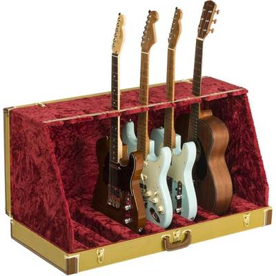 Fender Classic Series Case Stand Tweed 7 Guitar ギタースタンド ディスプレイ 7本用 【フェンダー CLASSIC SERIES CASE STAND−7 GUITAR】