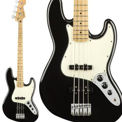 Fender Player Jazz Bass, Maple Fingerboard, Black ジャズベース 【フェンダー】