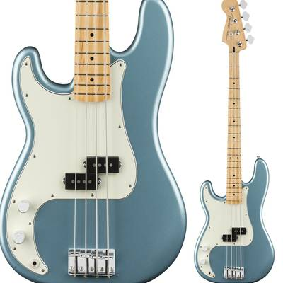 Fender Player Precision Bass Left-Handed, Maple Fingerboard, Tidepool プレシジョンベース 【フェンダー】