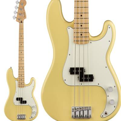 Fender Player Precision Bass, Maple Fingerboard, Buttercream プレシジョンベース 【フェンダー】