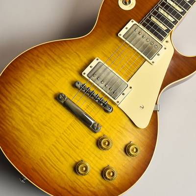 Gibson Custom Shop 60th 1959 Les Paul Standard Royal Tea Burst VOS S/N:99394 【ギブソン カスタムショップ】【60th Anniversary】【未展示品】