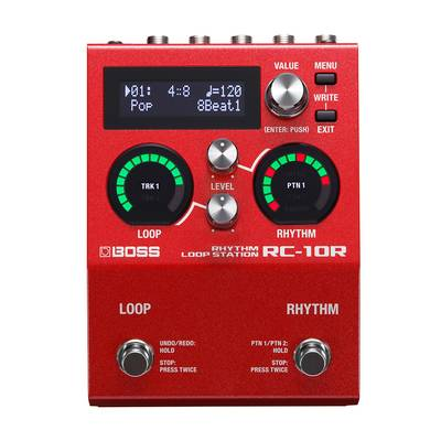BOSS Rhythm Loop Station RC-10R ルーパー 【ボス RC10R】