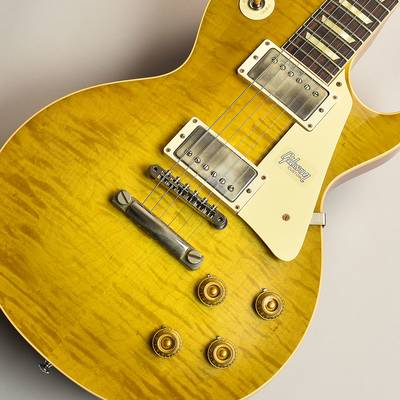 Gibson Custom Shop 60th 1959 Les Paul Standard Green Lemon Light Aged S/N:99994 【ギブソン カスタムショップ】【現地選定品】【未展示品】