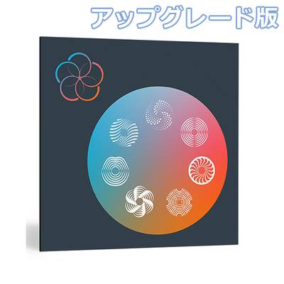 iZotope Music Production Suite3 アップグレード版 from O8N2, Music Production Bundle1/2, RX Post Production Suite3, Ozone 9Ad...他 【アイゾトープ】[メール納品 代引き不可]
