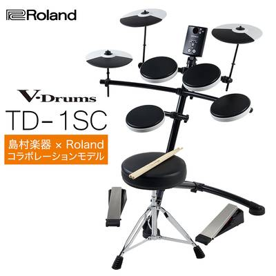 Roland TD-1SC 電子ドラムセット