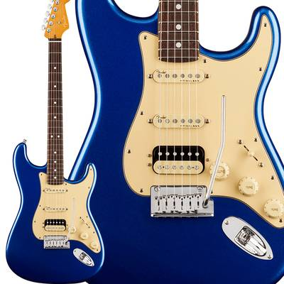 Fender American Ultra Stratocaster HSS Rosewood Fingerboard Cobra Blue ストラトキャスター 【フェンダー】エレキギター