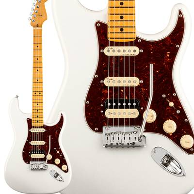 Fender American Ultra Stratocaster HSS Maple Fingerboard Arctic Pearl ストラトキャスター 【フェンダー】