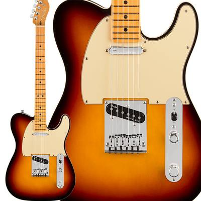 Fender American Ultra Telecaster Maple Fingerboard Ultraburst テレキャスター 【フェンダー】