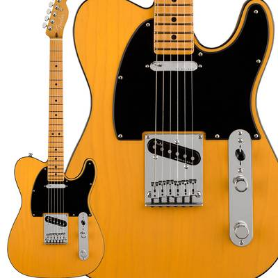 Fender American Ultra Telecaster Maple Fingerboard Butterscotch Blonde テレキャスター 【フェンダー】