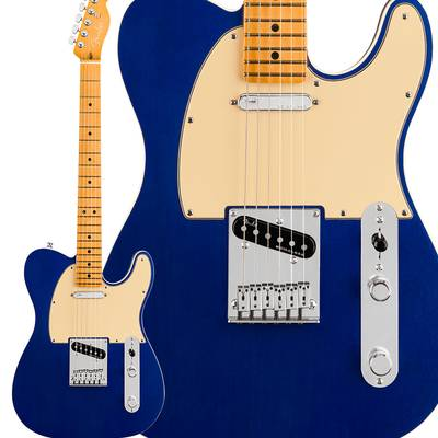 Fender American Ultra Telecaster Maple Fingerboard Cobra Blue テレキャスター 【フェンダー】