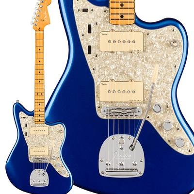 Fender American Ultra Jazzmaster Maple Fingerboard Cobra Blue ジャズマスター 【フェンダー】