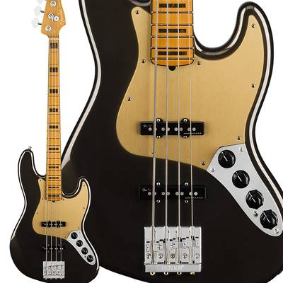 Fender American Ultra Jazz Bass Maple Fingerboard Texas Tea ジャズベース 【フェンダー】