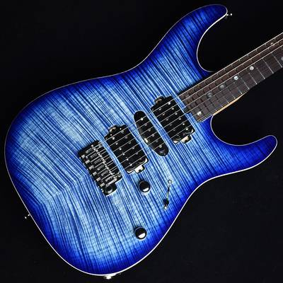 T's Guitars DST-Pro24 Flame Top Trans Blue Denim Burst S/N:031838 【ティーズギター】【工房選定品】【未展示品】