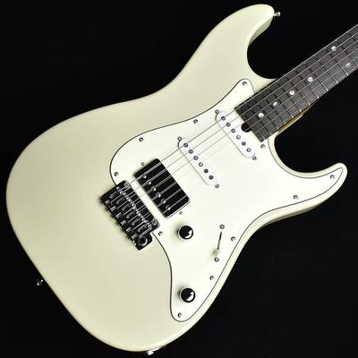 T's Guitars DST-Classic22 Roasted Flame Maple Neck Vintage White S/N031855 【ティーズギター】【未展示品】