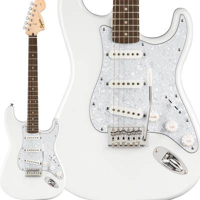 Squier by Fender FSR Affinity stratocaster White Pearl ストラトキャスター エレキギター 【スクワイヤー / スクワイア】【島村楽器オリジナル】