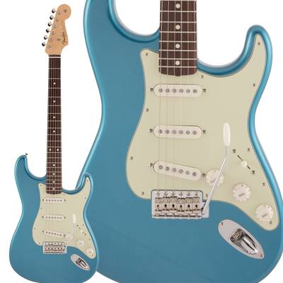 Fender Made in Japan Traditional 60s Stratocaster Rosewood Fingerboard Lake Placid Blue エレキギター ストラトキャスター 【フェンダー】