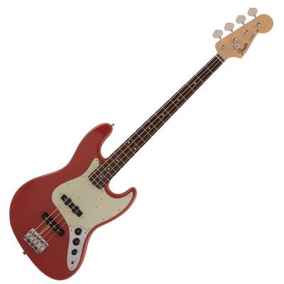 Fender Made in Japan Traditional 60s Jazz Bass Rosewood Fingerboard Fiesta Red エレキベース ジャズベース 【フェンダー】