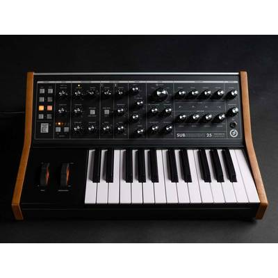 moog Subsequent25 パラフォニックアナログシンセサイザー 25鍵盤 【モーグ】【2020年2月23日発売予定】