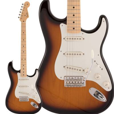 Fender Made in Japan Heritage 50s Stratocaster Maple Fingerboard 2-Color Sunburst エレキギター ストラトキャスター 【フェンダー】