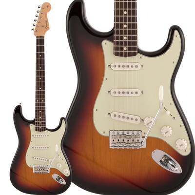 Fender Made in Japan Heritage 60s Stratocaster Rosewood Fingerboard 3-Color Sunburst エレキギター ストラトキャスター 【フェンダー】