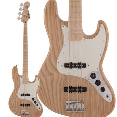 Fender Made in Japan Heritage 70s Jazz Bass Maple Fingerboard Natural エレキベース ジャズベース 【フェンダー】