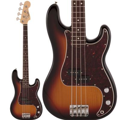 Fender Made in Japan Heritage 60s Precision Bass Rosewood Fingerboard 3-Color Sunburst エレキベース プレシジョンベース 【フェンダー】