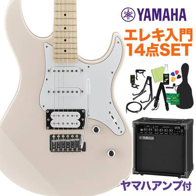 YAMAHA PACIFICA112VM SOP エレキギター初心者14点セット 【ヤマハアンプ付き】 エレキギター ソニックピンク 【ヤマハ パシフィカ PAC112】