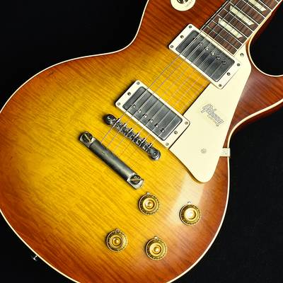 Gibson Custom Shop 60th 1959 Les Paul Standard Wide Cherry Tea Burst VOS S/N:993920 【ギブソン カスタムショップ】【60th Anniversary】【現地選定材オーダー品】【未展示品】