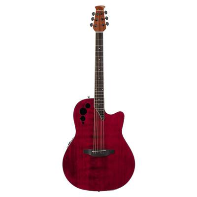 Applause by Ovation Elite AE44II-RR Mid Depth Ruby Red エレアコギター 【アプローズ by オベーション】