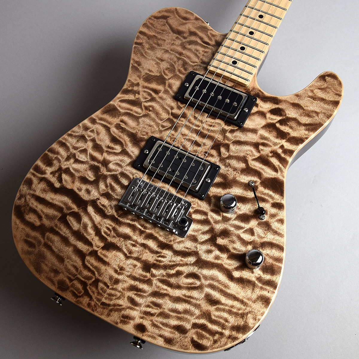 Tom Anderson Top T Quilted Maple Top 直輸入品 【トムアンダーソン】