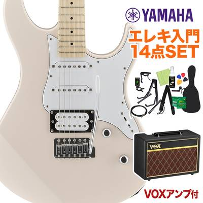 YAMAHA PACIFICA112VM SOP エレキギター初心者14点セット 【VOXアンプ付き】 ソニックピンク 【ヤマハ パシフィカ PAC112】