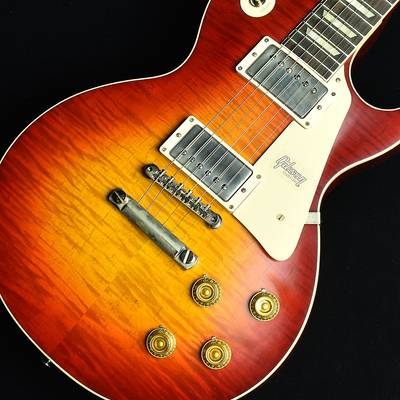 Gibson Custom Shop 60th 1959 Les Paul Standard Wide Cherry Tea Burst VOS S/N:994270 【ギブソン カスタムショップ】【60th Anniversary】【現地選定材オーダー品】【未展示品】