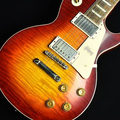 Gibson Custom Shop 60th 1959 Les Paul Standard Wide Cherry Tea Burst VOS S/N:993919 【ギブソン カスタムショップ】【60th Anniversary】【現地選定材オーダー品】【未展示品】