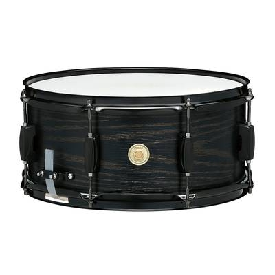 TAMA WP1465BK BOW スネアドラム 2020限定 ポプラシェル 【タマ WOODWORKS SNARE DRUM】【数量限定品】