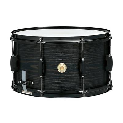 TAMA WP148BK BOW スネアドラム 2020限定 ポプラシェル 【タマ WOODWORKS SNARE DRUM】【数量限定品】