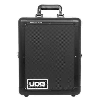 UDG Ultimate Pick Foam Flight Case Multi Format S Black フライトケース ターンテーブル収納可能 【 U93010BL】