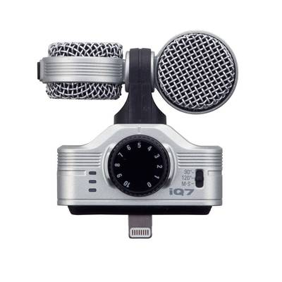 ZOOM iQ7 MS Stereo Microphone for iOS Devices 【ズーム】