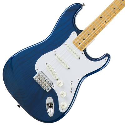 Fender Made in Japan Traditional 58 Stratocaster Sapphire Blue Transparent ストラトキャスター エレキギター 【フェンダー】