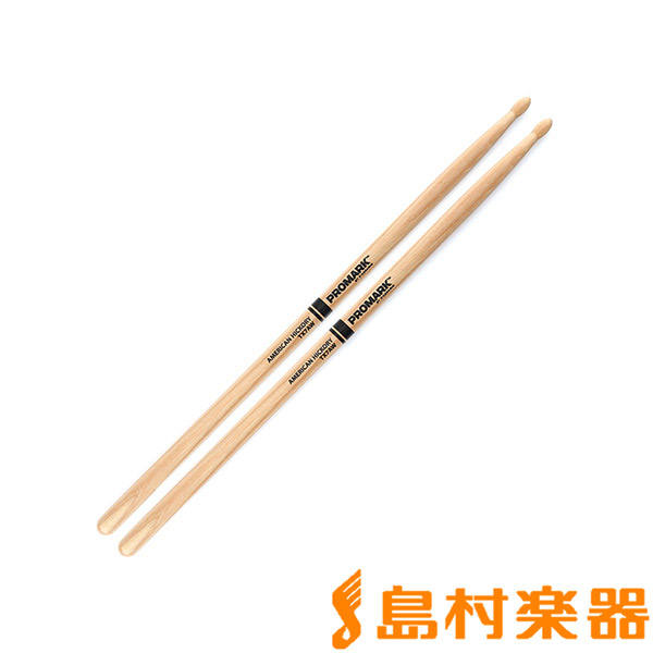 Promark TX7AW スティック/ Hickory 7A Wood Tip Drumstick 【プロマーク】