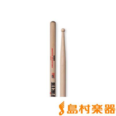ViC FIRTH VIC-AS5A スティック/5A Round Tip/Model: ( AS5A )/American Sound /ヒッコリー 【ビックファース】