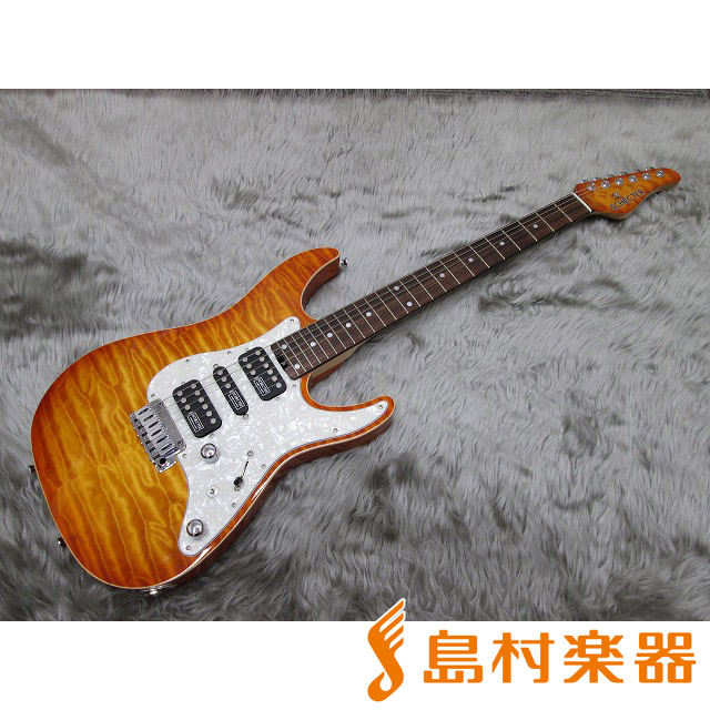 SCHECTER SD-DX-24-AS-VTR/R LDSB エレキギター 【シェクター】