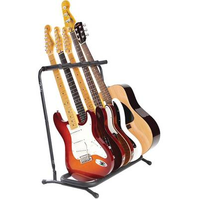 Fender MULTI STAND 5-SPACE ギタースタンド 【フェンダー】