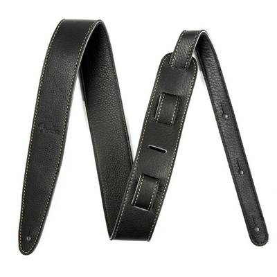 "Fender FENDER ARTISAN CRAFTED LEATHER STRAPS - 2"" ストラップ 【フェンダー】"