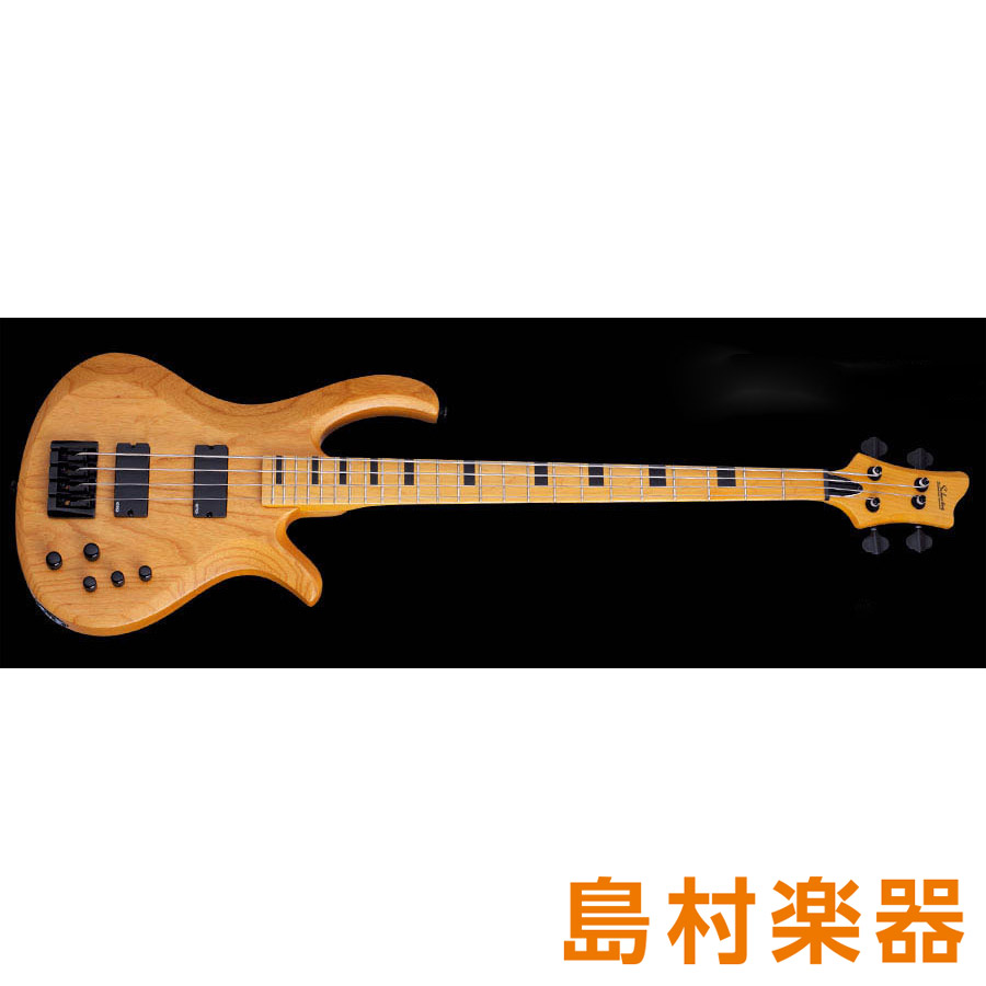 SCHECTER RIOT SESSION 4AD-ROT-SS-4 Aged Natural Satin エレキベース SESSION COLLECTION DIAMOND SERIES 【シェクター】