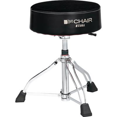 "TAMA HT850BC ドラムスローン 1st Chair ROUND RIDER XL HYDRAULIX ""CLOTH TOP"" 【タマ】"