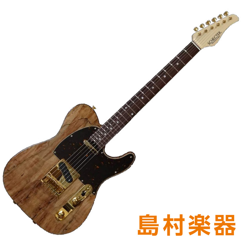 SCHECTER PS-PT-SP/R Natural エレキギター 限定モデル 【シェクター】