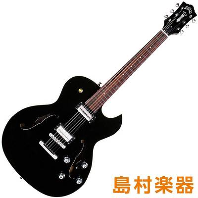 Guild STARFIRE II Black セミアコギター NEWARK ST. COLLECTION 【ギルド】