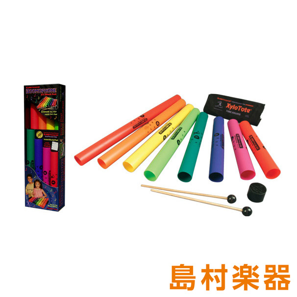Whacky Music Boomwhackers BPXS ドレミパイプ ワックパック 【ワッキーミュージック】