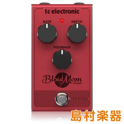 TC Electronic BLOOD MOON PHASER コンパクトエフェクター フェイザー 【TC エレクトロニック】