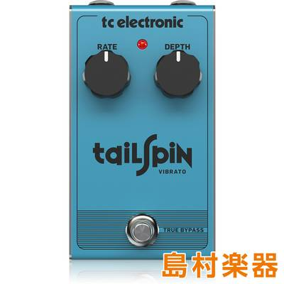 TC Electronic Tailspin Vibrato コンパクトエフェクター ヴィブラート 【TC エレクトロニック】